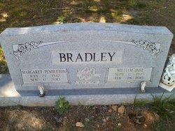 Margaret Elizabeth <I>Pendleton</I> Bradley