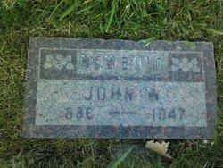 John William Newbold