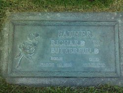 Richard Wayne Butterfield
