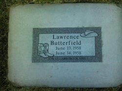 Lawrence Butterfield