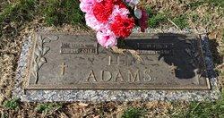 "Helen Roberta ""Bert"" <I>Brooks</I> Adams"