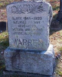 "George H ""Henry"" Warren"