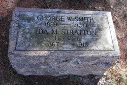 Ida M <I>Stratton</I> Smith