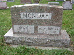 MaryAnn <I>Ryan</I> Monday