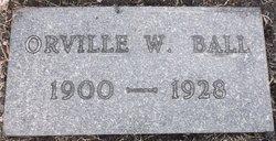 Orville William Ball
