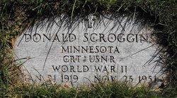 Donald Q Scroggins