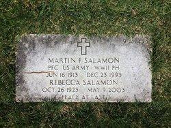 Martin F Salamon