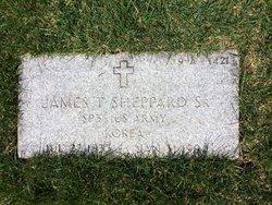James T Sheppard, Sr