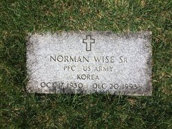 Norman Wise, Sr