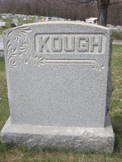Mary E <I>Witer</I> Kough