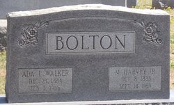 Ada L. <I>Walker</I> Bolton