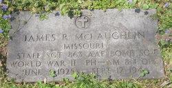 SSGT James R McLaughlin