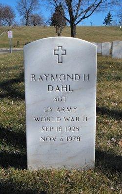 Raymond H Dahl