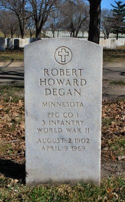 Robert Howard Degan