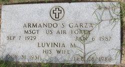 Armando S Garza