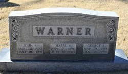 George Lee Warner