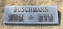 Gladys Kathryn <I>Nieburg</I> Buschmann