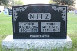 Katherina <I>Bauder</I> Nitz