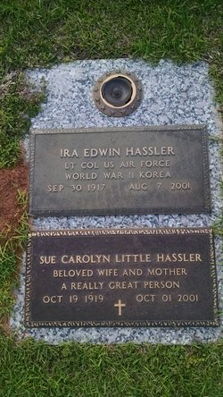 Sue Carolyn <I>Little</I> Hassler
