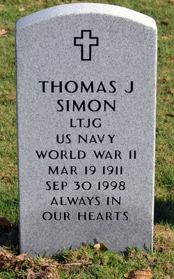 Thomas Joseph Simon