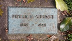 Peter B Church