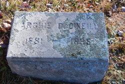 Archie O'Neill