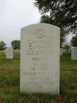 Charles Darwin Birkhead