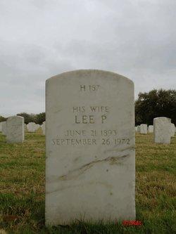Lee P <I>Parker</I> Birkhead