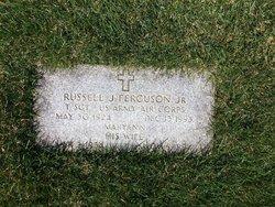 Russell J Ferguson, Jr