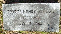 George Henry Altman