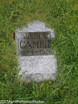 John Warner Cambie