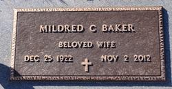 Mildred Christine <I>McKee</I> Baker