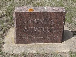 John A. Atwood