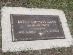 Leslie C. Gage