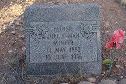 Joel Leman Mineer