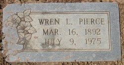 Wren Leslie Pierce, Sr