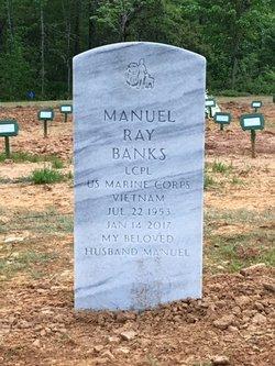 Manuel Ray Banks