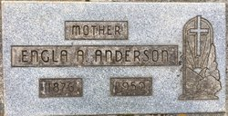 Engla Aurora <I>Segelstrom</I> Anderson