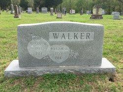 Susan A <I>Dalby</I> Walker