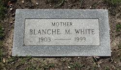Blanche Mae <I>Irwin</I> White