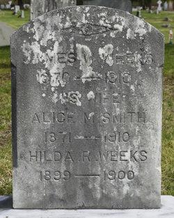 Hilda Rose Weeks