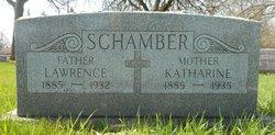 Lawrence Schamber