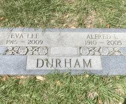 Eva Lee <I>Sanders</I> Durham