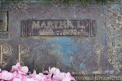 Martha L. <I>Kohl Giboo</I> Knapp