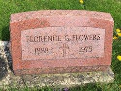 Florence G. <I>Leibig</I> Flowers