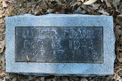 Luther Bill Adams