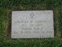 Charles W Gammell