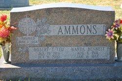 Wanda Lee <I>Bennett</I> Ammons