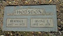 Irving Ervin Hodsdon