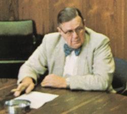 Dr William Mellen McCord